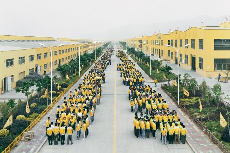 ÒManufacturing #18Ó Cankun Factory, Zhangzhou, Fujian Province,
