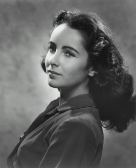 ELIZABETH TYLOR,1946