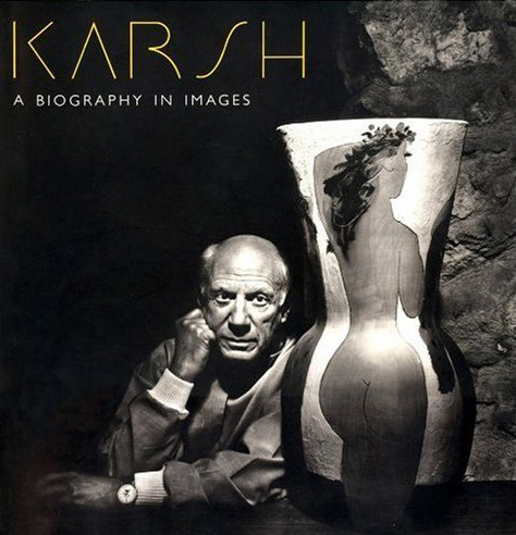 KARSH:A BIOGRAPHY IN IMAGES