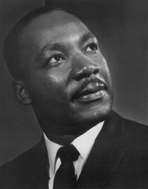 MARTIN LUTHER KING,1962