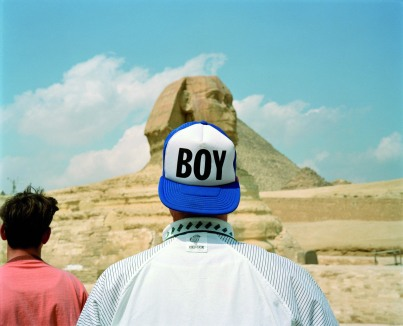 EGYPT. Giza. The Sphinx. 1992.