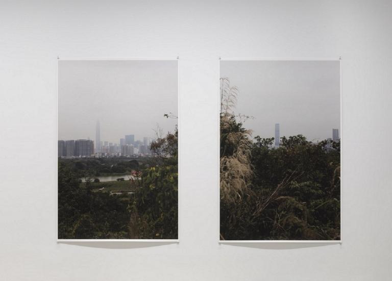Installation view, Wolfgang Tillmans , David Zwirner, Hong Kong, 2018 © Wolfgang Tillmans. Courtesy David Zwirner, New York, London, Hong Kong (5)