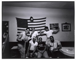 USA. New York. New York City. 1966. East 100 St. ©Bruce Davidson/ Magnum Photos