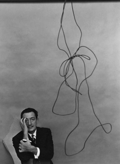 203 Salvador Dali New York NY 1951