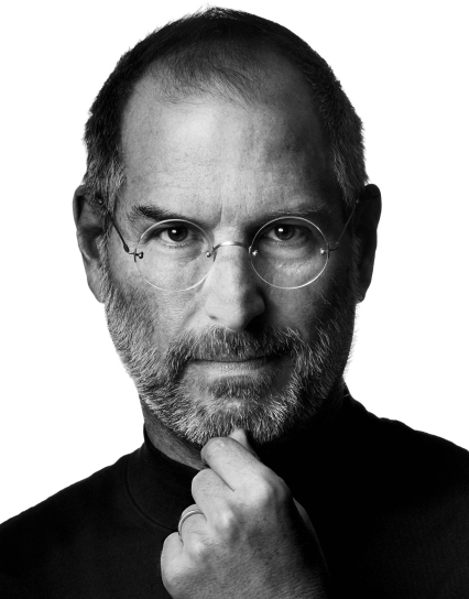 DO NOT USE WITHOUT OK FROM PHOTODESK-- Steve Jobs Photo by Albert Watson Online permission CANNOT CROP, CANNOT ADD TEXT OVER PHOTO